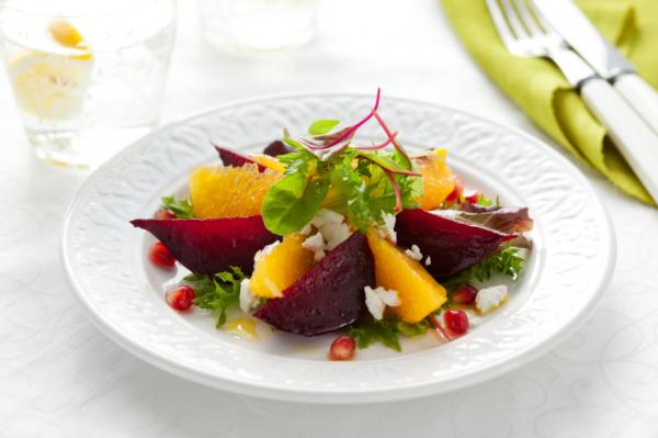 Narancsos céklasaláta - Egészségséfünk receptje