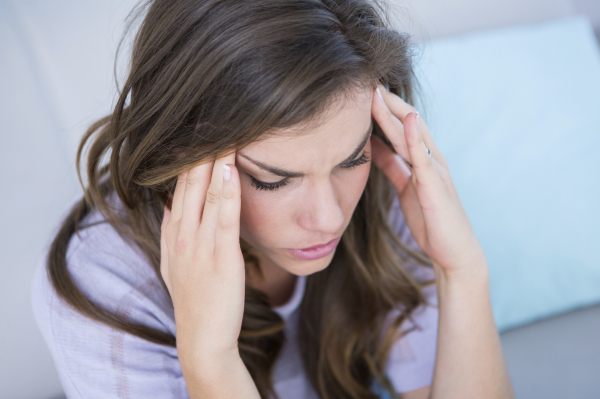 Használj természetes szereket a fejfájásra