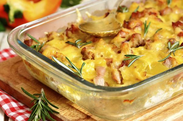 Egészségséfünk ajánlja: Rakott újkrumpli