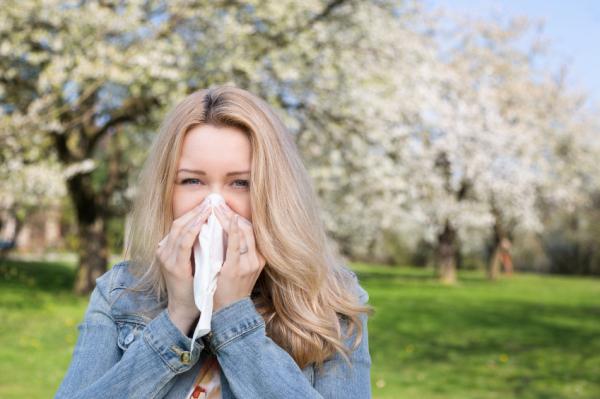 Kopogtat az allergia