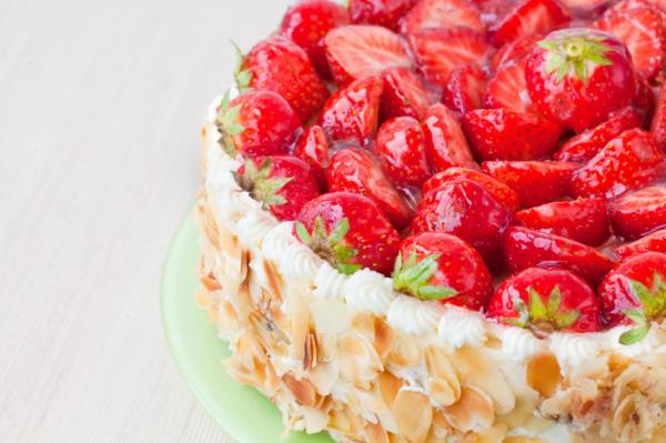 Epres torta - Egészségséfünk receptje