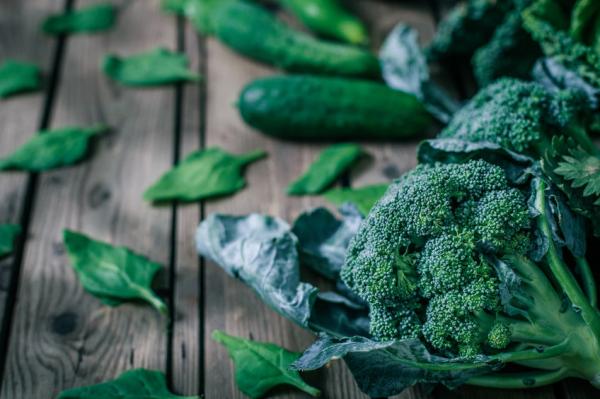 A zöld zöldségek csodája