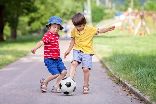 Mozgás és fejlődés gyerekkorban