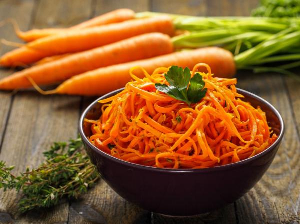 Sárgarépa saláta - Egészségséfünk receptje
