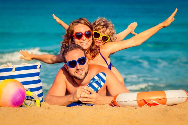 Így tervezd meg a családi nyaralást!