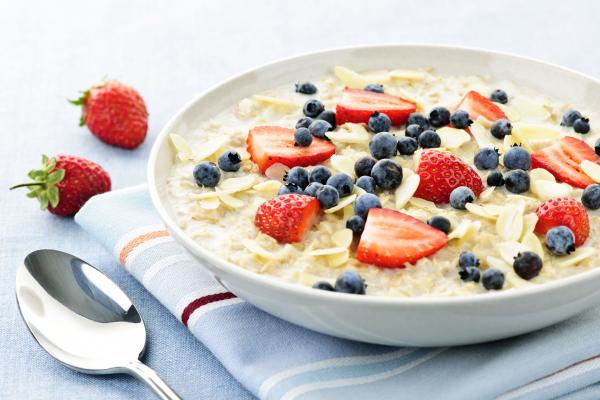 A legjobb reggeli: gyümölcsös zabkása - Egészségséf