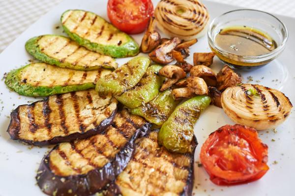 Grillezett zöldségek - Egészségséfünk receptje