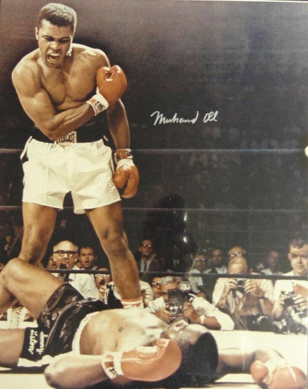 Muhammad Alira emlékezünk