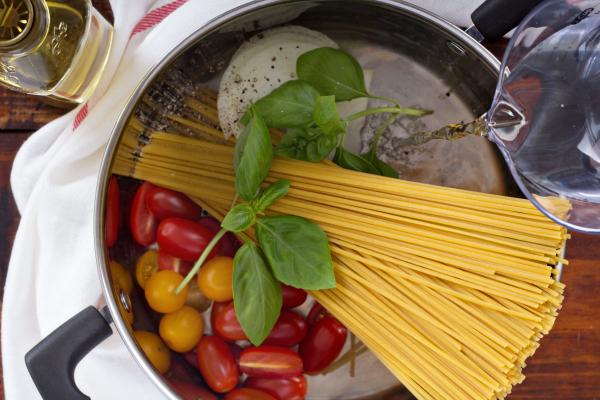 Egyedényes spagetti - Egészségséf