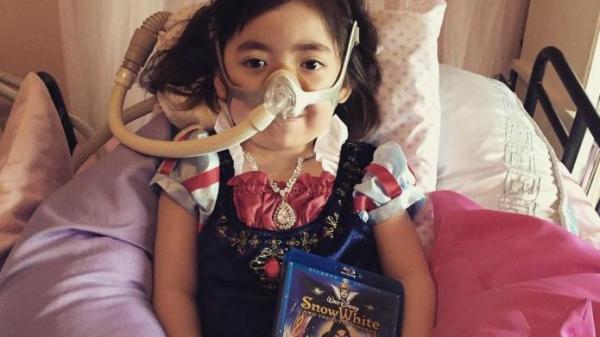 A halált választotta az ötéves kislány