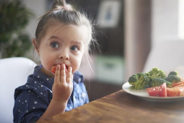 Gyermekkori ételérzékenységek