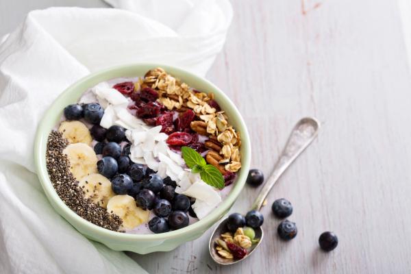 Ételek, amik a koncentrációt segítik