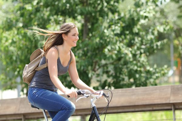 A munkába biciklizés előnyei