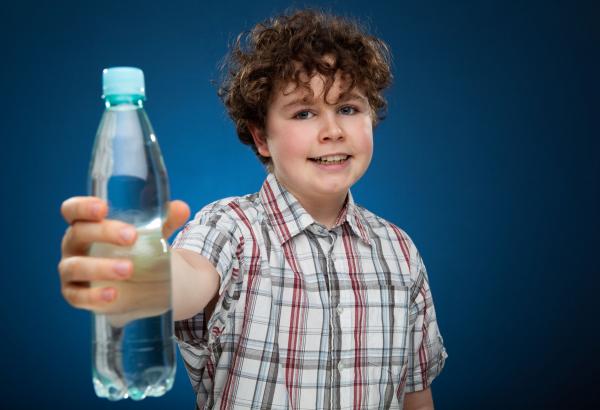 Vízfogyasztást népszerűsítő kampány