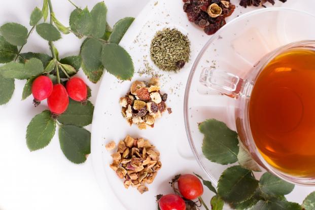 Hűsítő teák gyógynövényekből