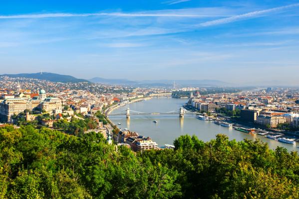 Budapest hosszú távú környezeti programja