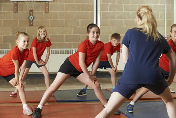 Fontos a mindennapi mozgás az iskolákban