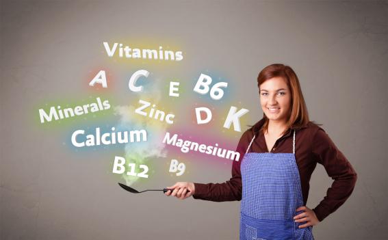 Ősszel fontos a vitaminpótlás