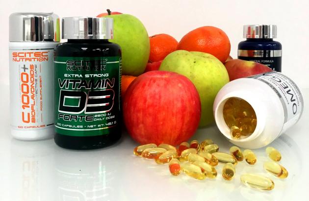 A vitaminfogyasztás napirendje