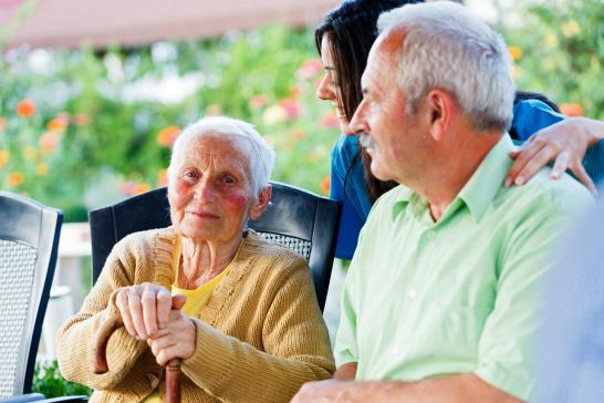 Az öregedés folyamata megállíthatatlan