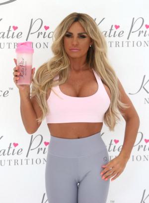 Katie Price kontra táplálkozási szakértők