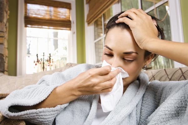 Köhögés, megfázás, nátha, influenza