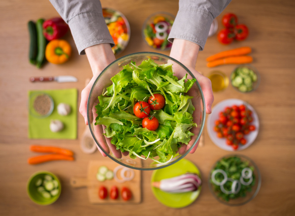 Salátával a memória megőrzéséért