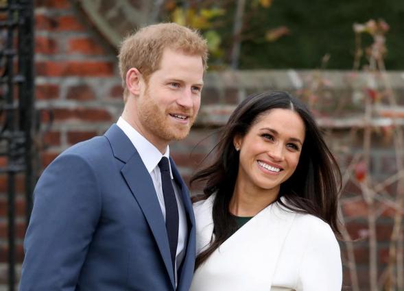 Harry és menyasszonya a királyi családdal ünnepelt