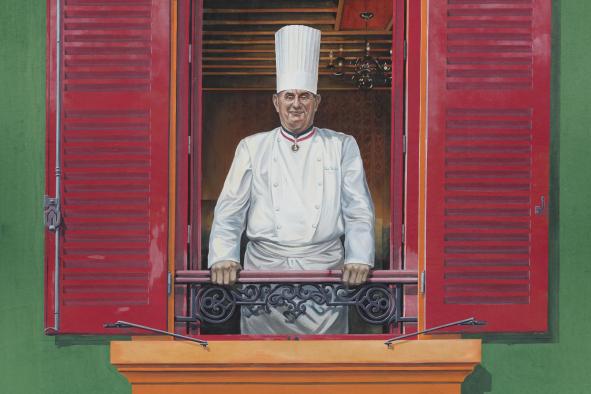Elhunyt a francia konyhaművészet megújítója