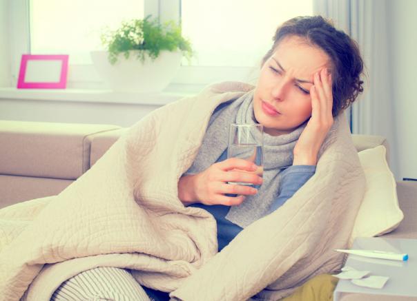Az influenza kihat az agy működésére