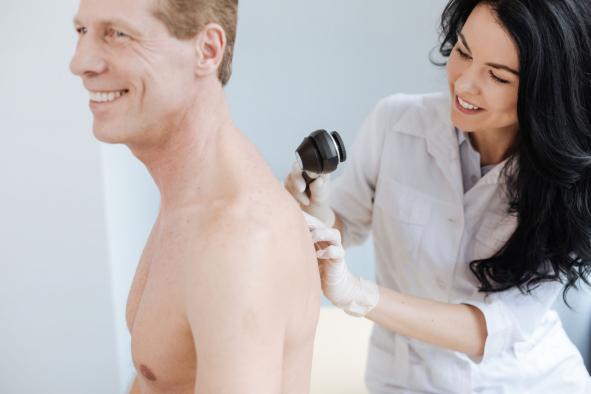 Melanoma tipikus tünetek nélkül