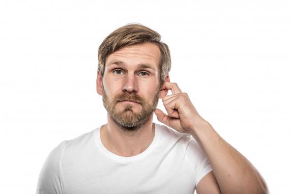 A fülcimpán is kialakulhat ciszta