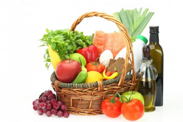 Mediterrán diéta az asztma ellen