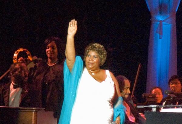 Meghalt Aretha Franklin