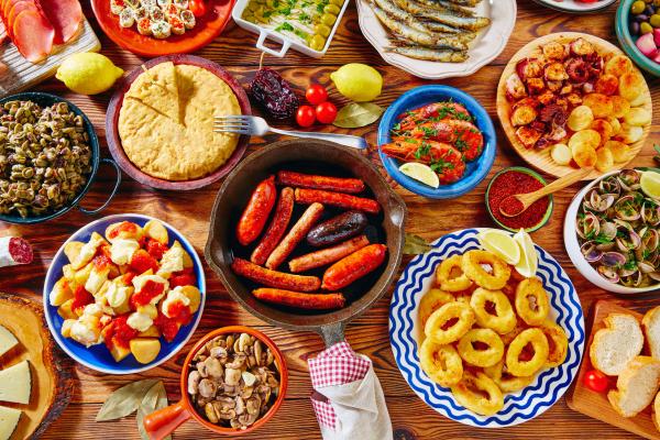 Mit lessünk el a spanyol konyhából?