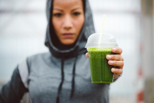 A zöld smoothie-k veszélyei