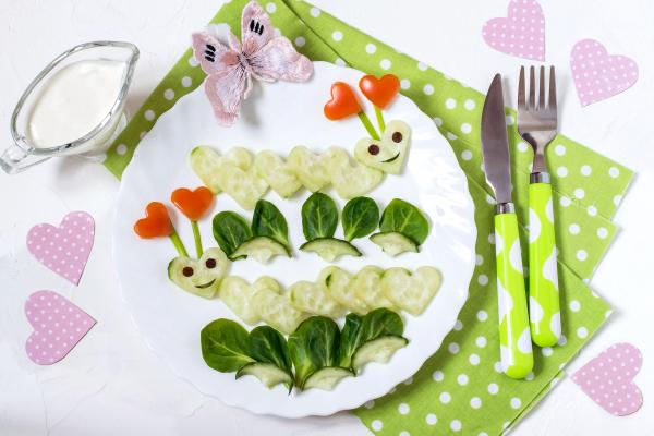 Zöldségek inkognitóban - Hogyan verjük át a gyereket?