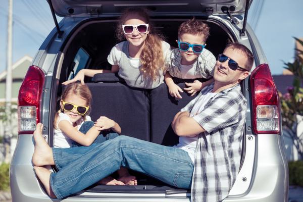 Utazik a család – de lesz ebből pihenés?