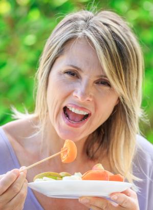 Három barátnő: Gyümölcsleves és spagetti Móni-módra