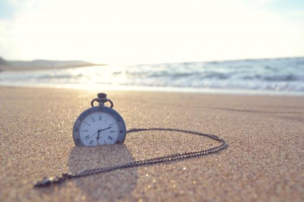 Te hogyan tekintesz az időre?