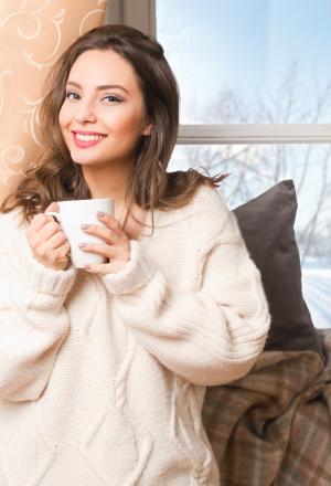 Puha bőr hóban, fagyban