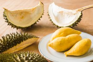 Miért olyan büdös a durián gyümölcs?