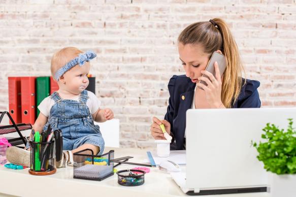 Így éljük túl az otthoni munkavégzést gyerekekkel!