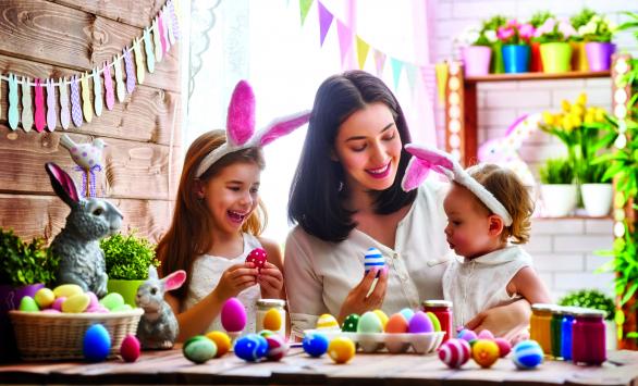 Húsvét járvány idején