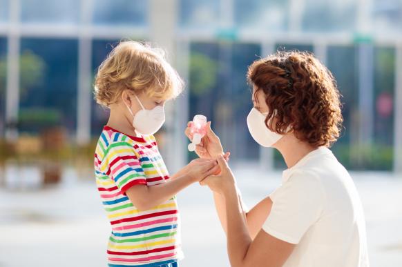 Hogyan védjem meg a gyermekemet?