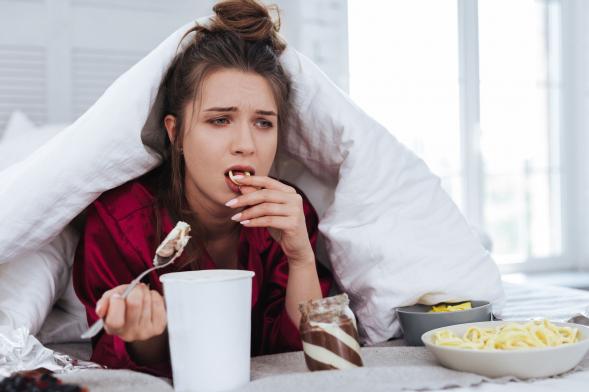 Stressz-evés? A probléma gyökerét kell kezelni