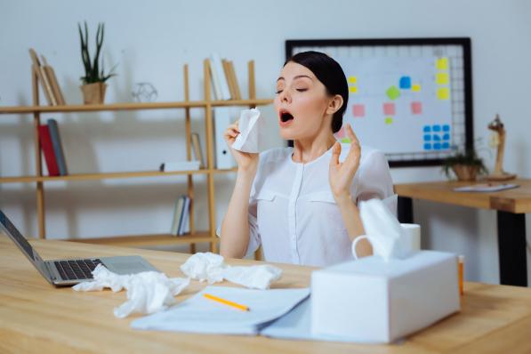 Allergia, vagy koronavírus? Ne essünk pánikba!