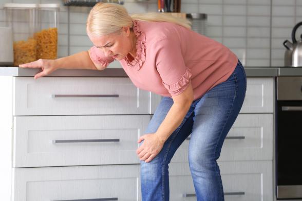Visszatartja a térdfájdalom a mozgástól?