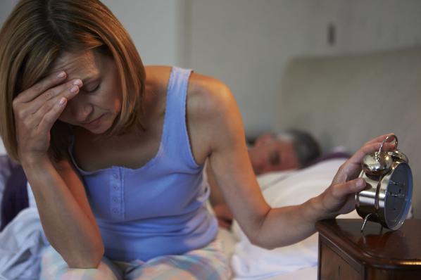 Az alvászavar súlyosbítja a felnőttkori asztmát