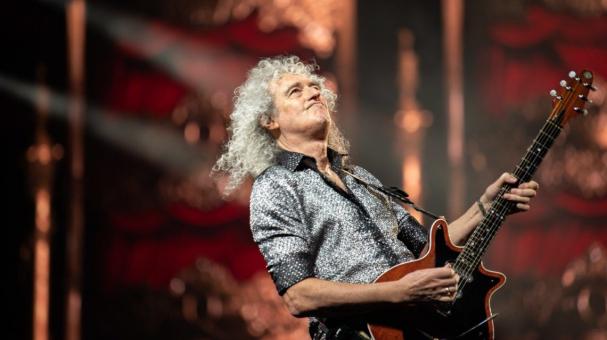 Kórházba került Brian May, a Queen gitárosa